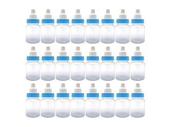 Amazon.com: Botella de ducha de 24 piezas de 3,5 pulgadas ...