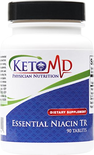 Essential Niacin TR Also Known as Vitamin B3, is a Micronutrient with a 40-Year History of Efficacy in Supporting Healthy Lipid Levels, Especially high-Density Lipoprotein Cholesterol (Hdl-C) Levels.