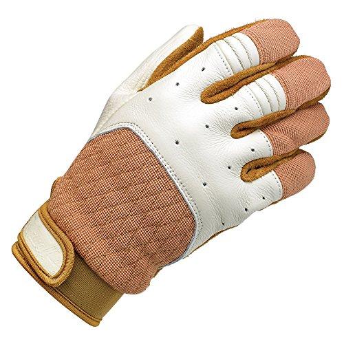 Biltwell Bantam Gloves White Large