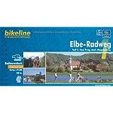 bikeline Radtourenbuch: Elbe-Radweg, Teil 1: Von Prag nach Magdeburg. 1:75.000; wetterfest/reißfest; GPS-Tracks Download