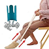 GFYWZ Sock Aid,Wearing Sock Helper No Bending Pain Free For Elderly Pregnant Woman,1Pcs
