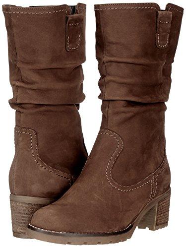 Nougat Mel Marrone Donna Sport 72 Comfort 44 802 Stivali Shoes Gabor aUvqzz