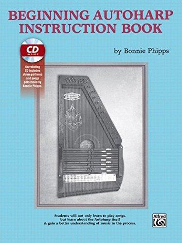 Download Beginning Autoharp Instruction Book: Book & CD PDF