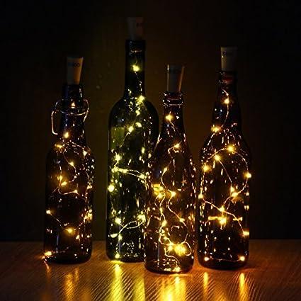 Bottle christmas lights twinkle diy sweepstakes