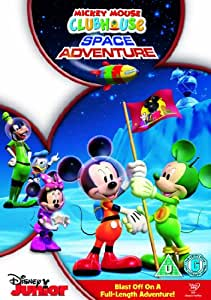 Mickey Mouse Clubhouse Space Adventure [Reino Unido] [DVD]