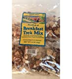 Trader Joe's Breakfast Trek Mix, 1 bag with 10 1.5-oz packs
