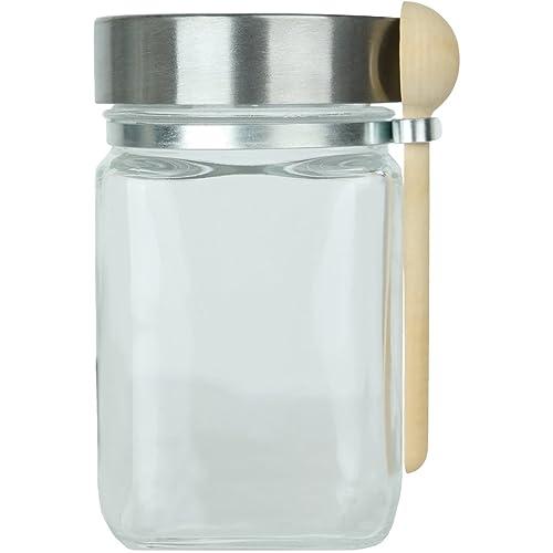 Bath Salt Container Amazon Com