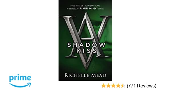 Novel Shadow Kiss Pdf
