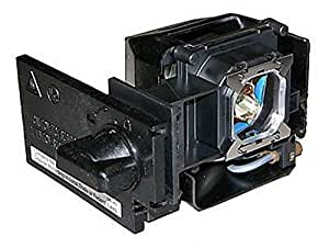 Panasonic PT-52LCX66 TV Lamp replacement with High Quality Bulb Inside