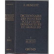 Dictionnaire Critique et Documentaire des Peintres, Sculpteurs, Dessinateurs et Graveurs n° 1