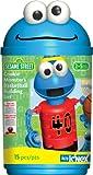 K'NEX Sesame Street Building Set: Cookie Monster's Basketball