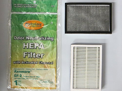 Kenmore Filter Canisters KENMORE 86880