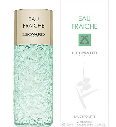 LEONARD Eau Fraiche Eau De Toilette Spray for Women, 3 - Perfume Leonard