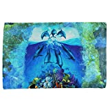 Dolphins Jumping Over Reef All Over Hand Towel Multi Standard One Size