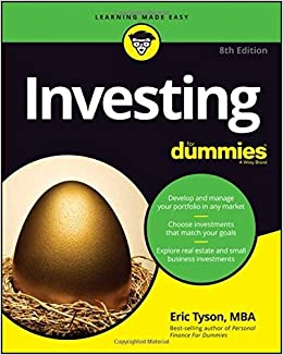 Pdf 8th online investing dummies for edition