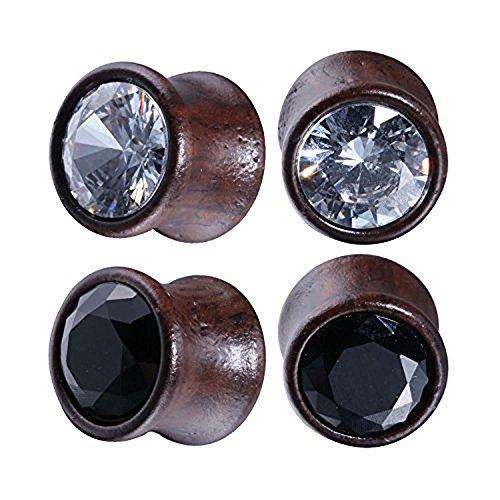 Jeweled Saddle Plug - 1