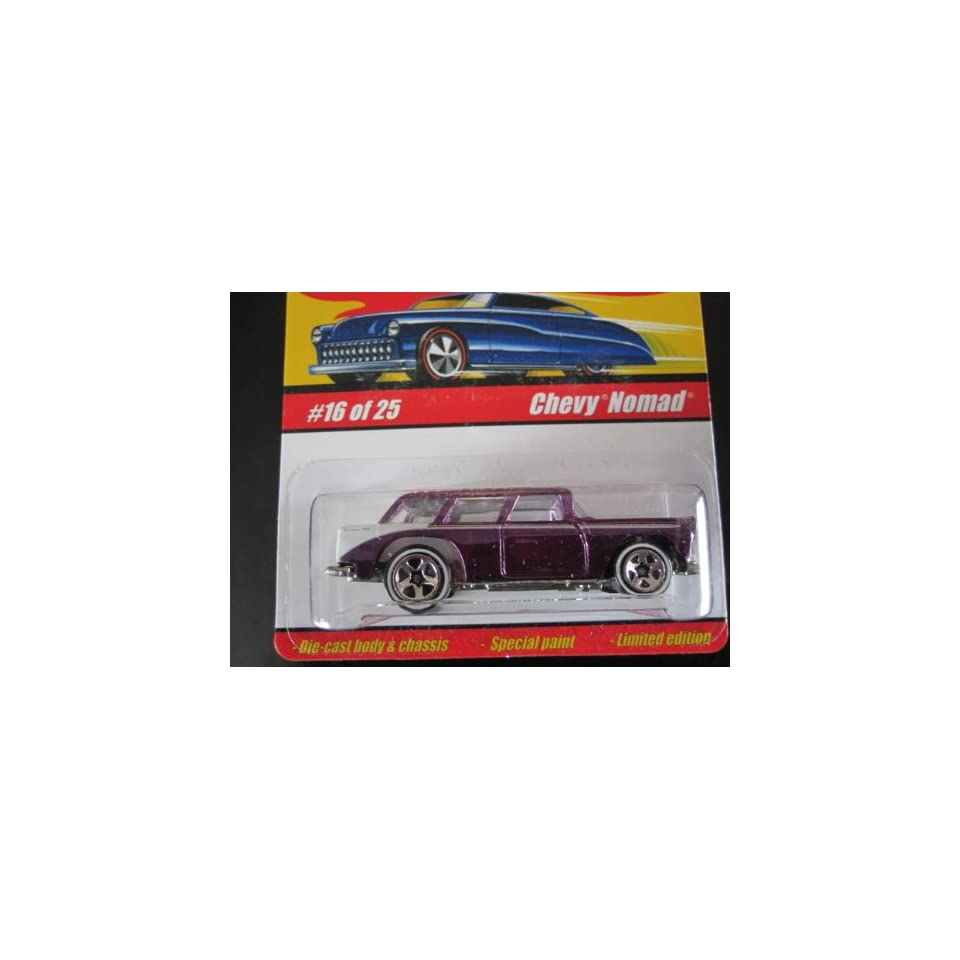 Chevy Nomad (Spectraflame Purple) 2005 Hot Wheels Classics Series 1 #16