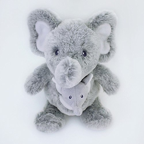 Gund Baby Oh So Soft Elephant & Rattle Combo by GUND (Image #6)
