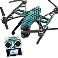 Skin For Yuneec Q500 & Q500+ Drone – Spots | MightySkins Protective, Durable, and Unique Vinyl Decal wrap cover | Easy To Apply, Remove, and Change Styles | Made in the USA