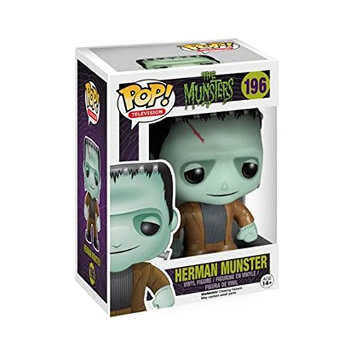 Funko POP TV: Munsters - Herman Toy Figure