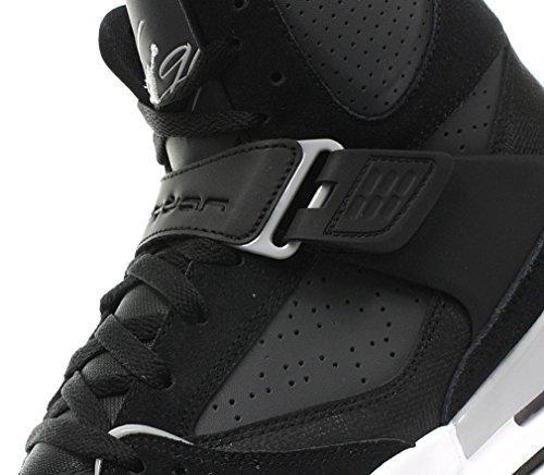 premier taux 4fe2f e0652 Nike Air Jordan Flight 45 High Black Mens Basketball Shoes ...