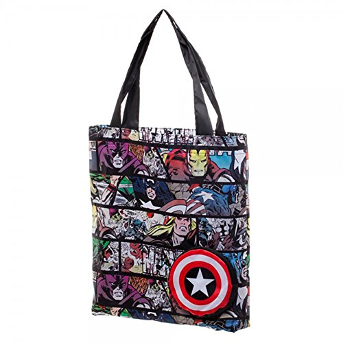 Wolverine Casual Costumes (Marvel Comics Captain America Collectible Packable Tote)
