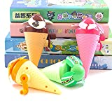 Hilai Children's toys Portable fan summer small gifts handheld portable pressure spray mini cartoon fan