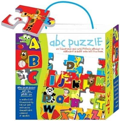 Sun Ta Toys Sun Ta Heat-Transferred Printed Jigsaw Puzzle