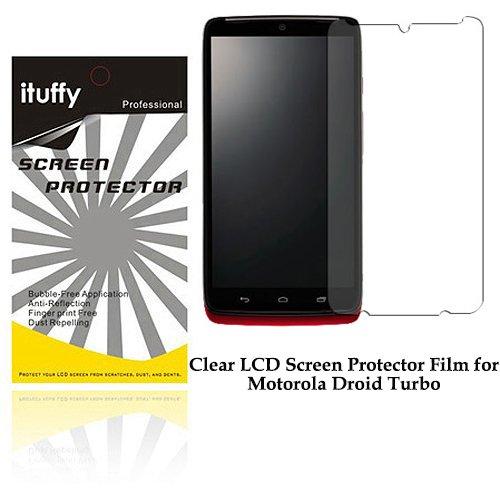 Amazon.com: 3items Combo: ITUFFY(TM) LCD Screen Protector Film + Stylus Pen + 2tone Design Dual Layer KickStand Tuff Impact Armor Hybrid Soft Rubber ...