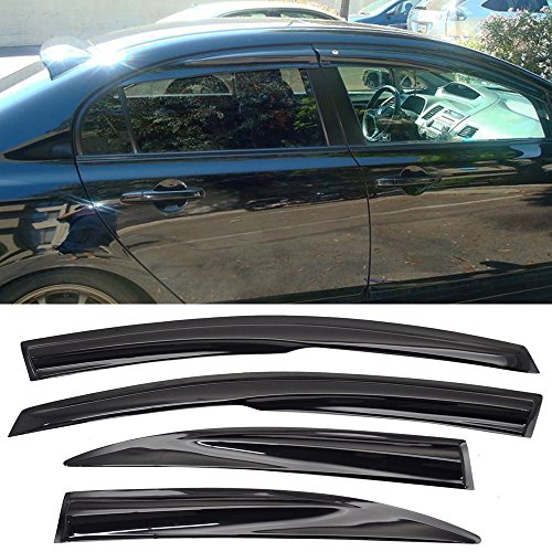 08 civic sun visor - 4