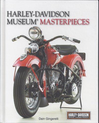 - Harley-Davidson Museum Masterpieces