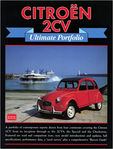 citroen 2cv road test