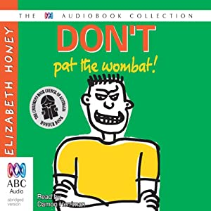 Don't Pat the Wombat Audiobook