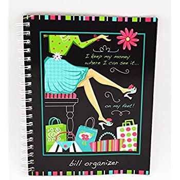 Amazon.Com : Walterdrake Monthly Bill Organizer : Personal