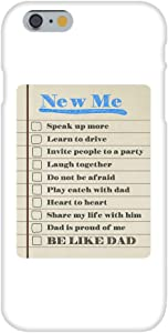 Hat Shark Be Like Dad New Me List Elf Magical Movie Parody - Customized Snap On Phone Case Compatible with iPhone 8/8s