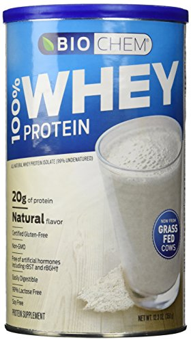Biochem Ultimate Lo Carb Whey  Natural  12 3 Ounce Can