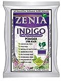 2017 Crop Zenia Indigo Powder Hair / Beard Dye Color 500 grams