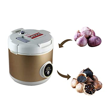 Fermentador de Ajo Negro Máquina eléctrica de fermentación de ajo negro DIY para hogar Caja de