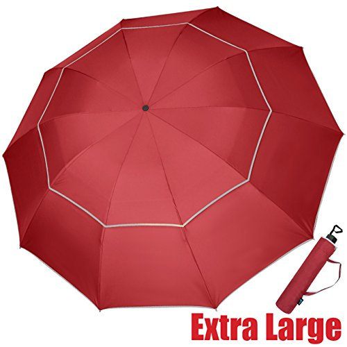 Cheap 60 Inch Extra Oversize Large Compact Golf Umbrella