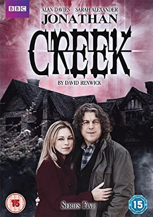 Amazon.com: Jonathan Creek - Series 5 (Import Movie ...