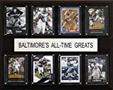 NFL Baltimore Ravens All-Time Greats Plaque