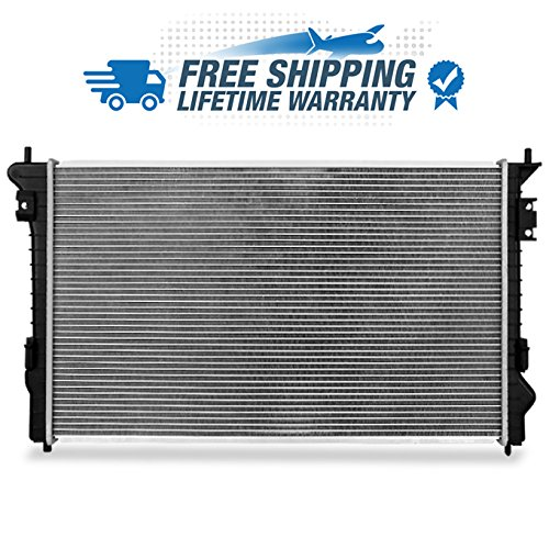 For Ford Edge |Taurus X |Taurus | Flex | |Lincoln MKX |Mercury Sable Plastic Tank 2937 Aluminum Core - Taurus Ford Radiator