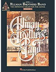 The Allman Brothers Band - The Definitive Collection for Guitar - Volume 1 (Guitar Recorded Versions S.)