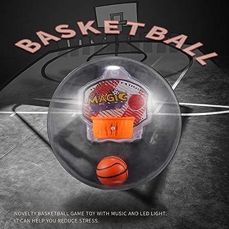 Juego de baloncesto electrónico para reducir el estrés, juguetes ...
