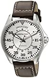 Hamilton Men's H64615555 Khaki Aviation Analog Display Swiss Automatic Brown Watch