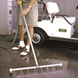 """Midwest Rake 46048  48"""" Water Broom with 12 Nozzles, 5 gpm at 50psi"""
