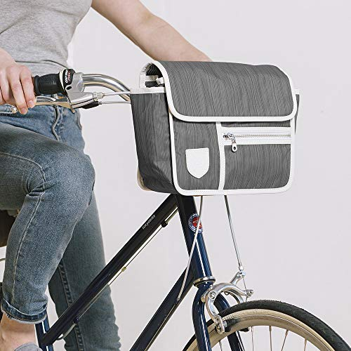 Cycling Graphite bag Handlebar Goodordering Shoulder Bicycle Fx1ERqv