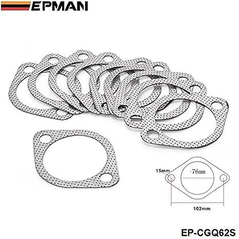 """epman – Tubo de escape para silenciador Junta 3 """"CATBACK para Subaru Impreza WRX"""