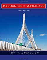 Mechanics of Materials, 3rd Ddition Front Cover