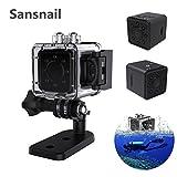 Mini Camera WiFi Sansnail SQ13 Mini cam 1080P HD Video Camera with IR